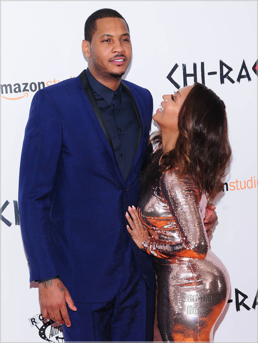 New York premiere of 'Chi-Raq'