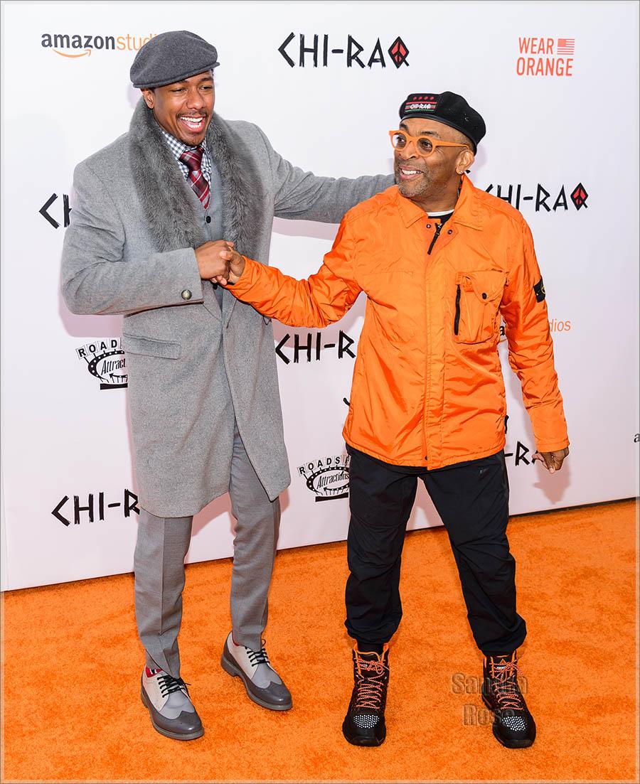 New York premiere of 'Chi-Raq'