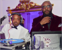 Jermaine Dupri and DJ Mars