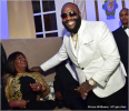 Rick Ross and his mom
