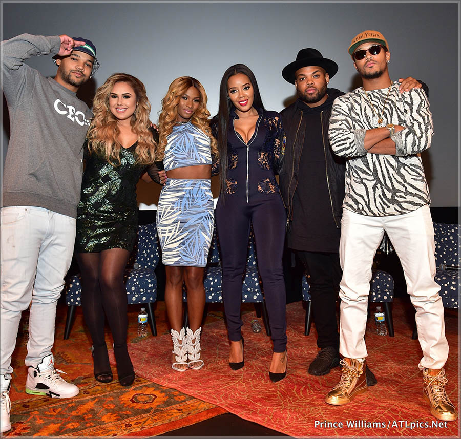 Growing Up Hip Hop Atlanta Screening