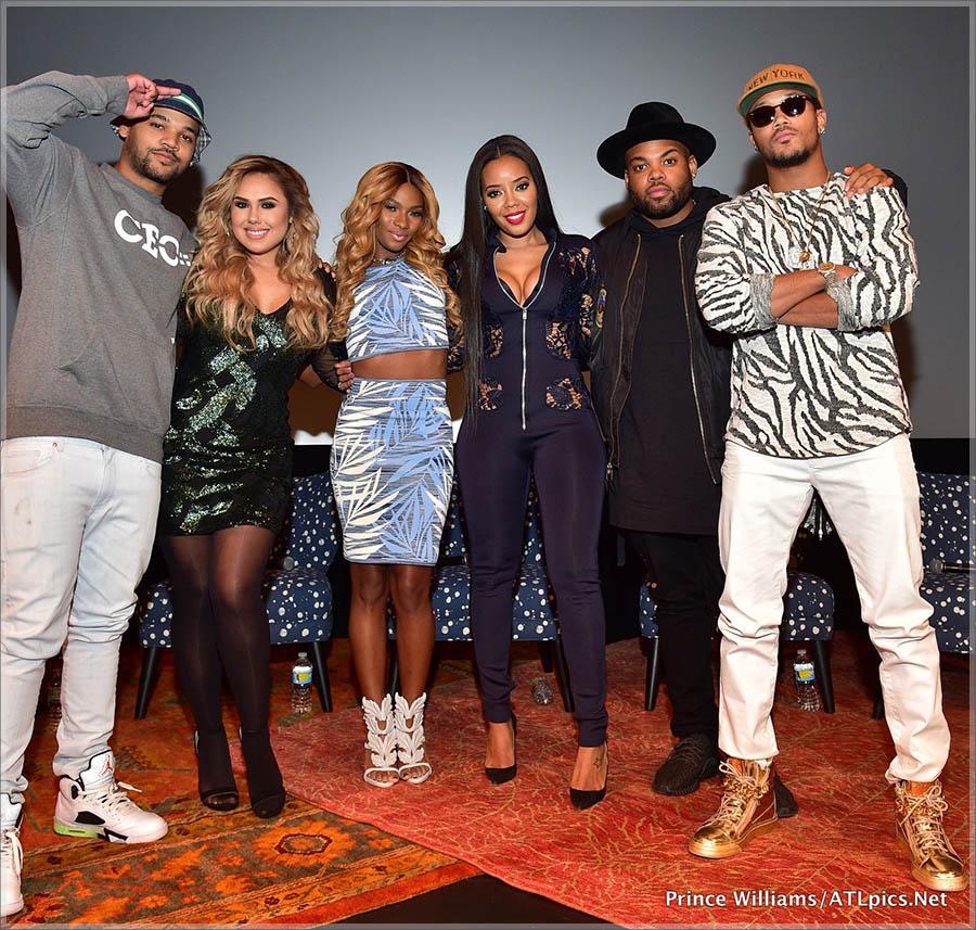 Growing Up Hip Hop Atlanta Screening