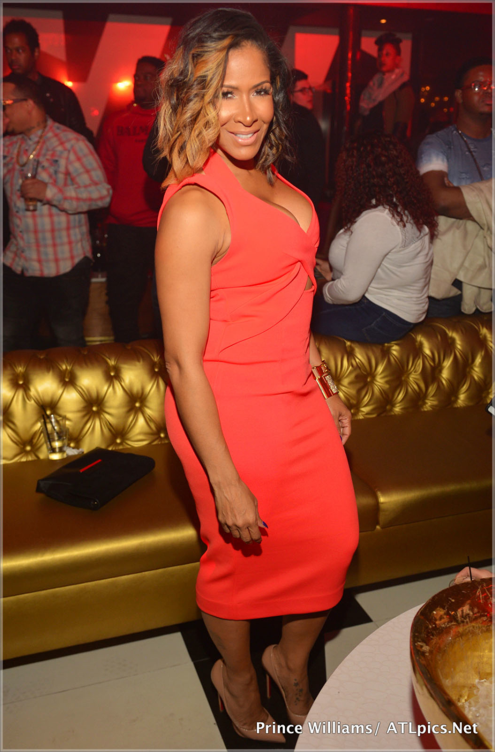 Sheree Whitfield Hairstyles 2016