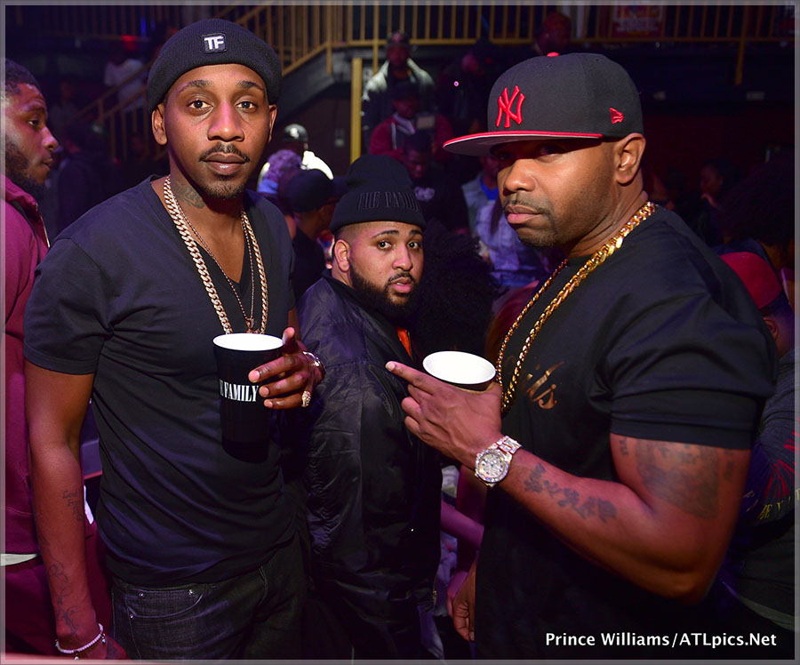 Mr Ruggs attends CIAA Men's Tournament After Party