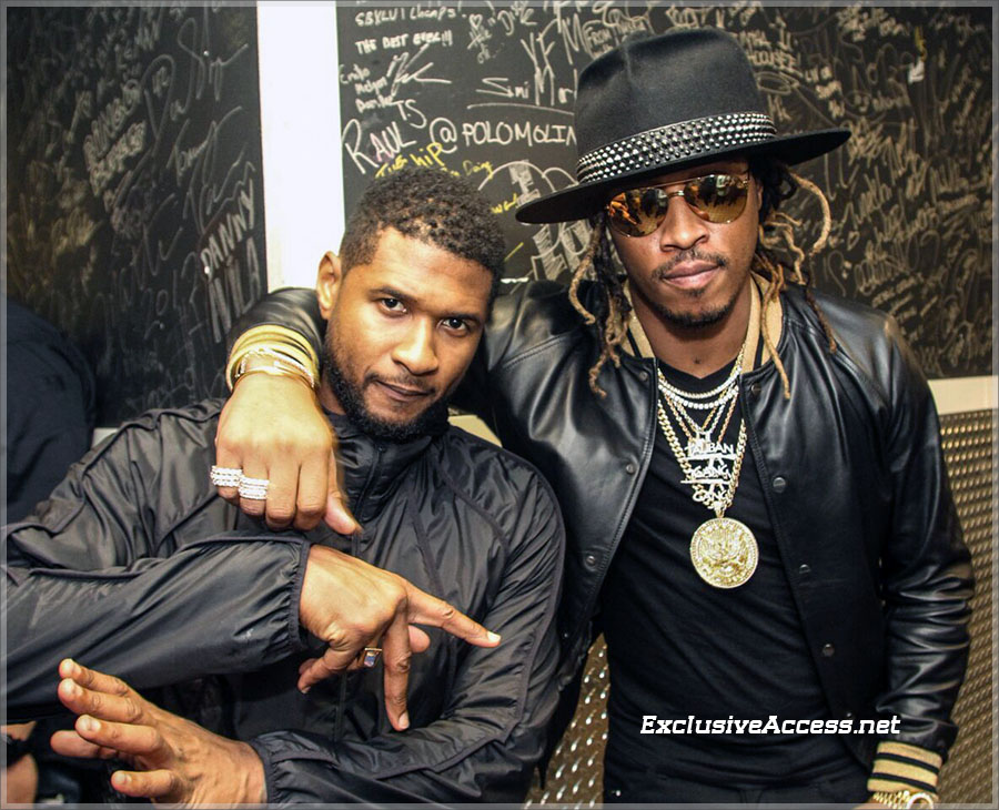 Usher and Future