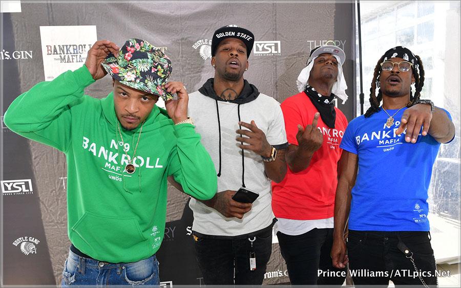 Bankroll Mafia album listening party