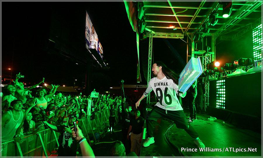 DJ Aoki Block Party