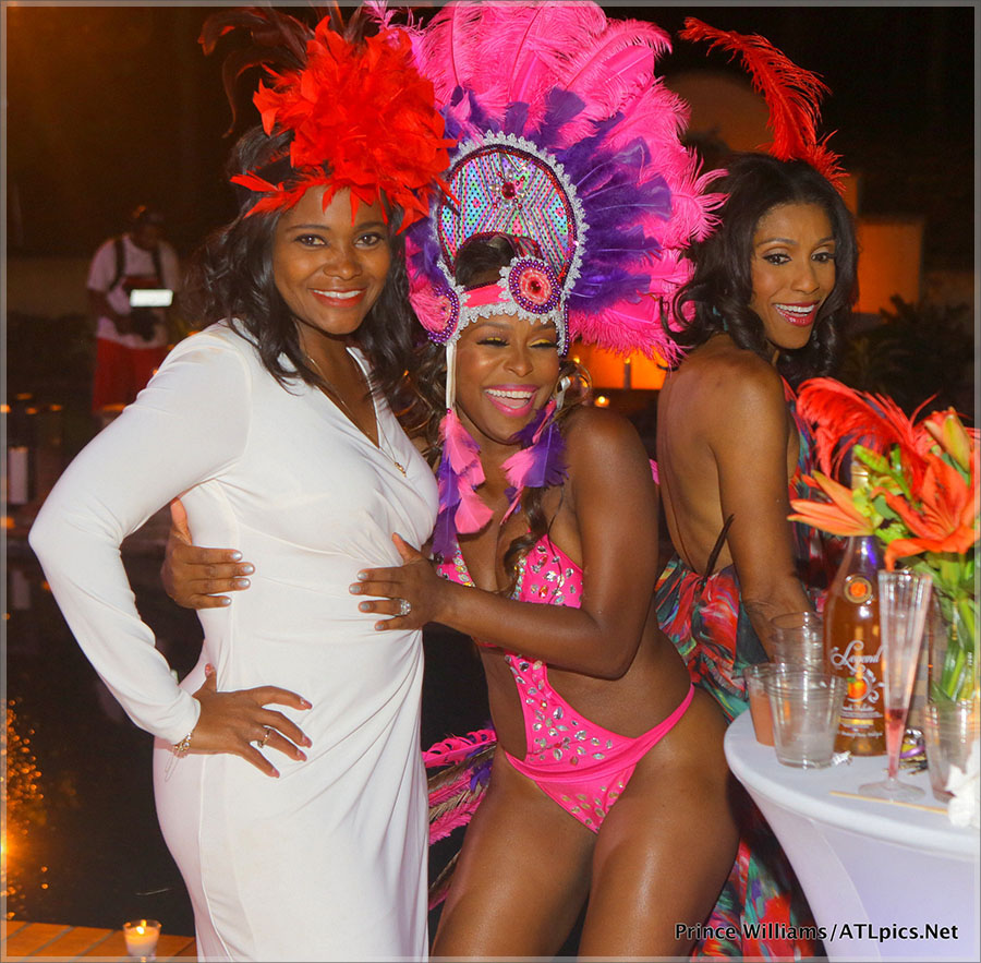 Quad Webb-Lunceford Birthday Party