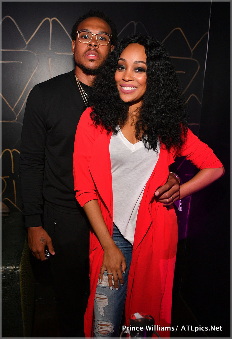 Shannon Brown, Monica Brown