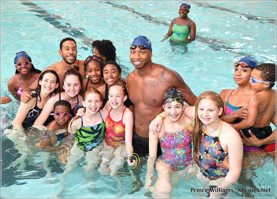 Ludacris Hosts Make a Splash Initiative