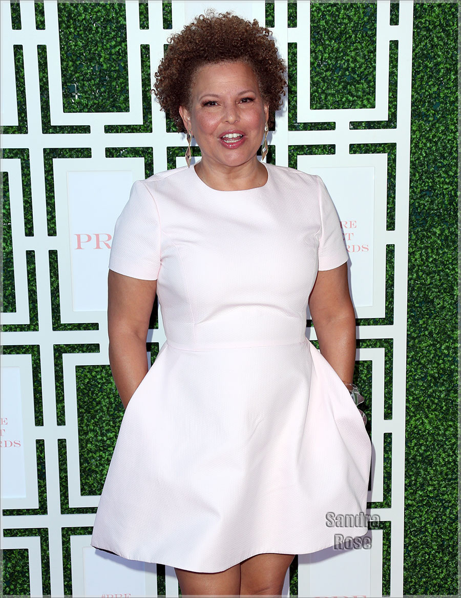 Debra Lee at 2015 BET Awards Pre-Dinner