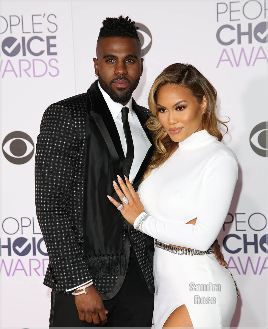 Jason Derulo & Daphne Joy