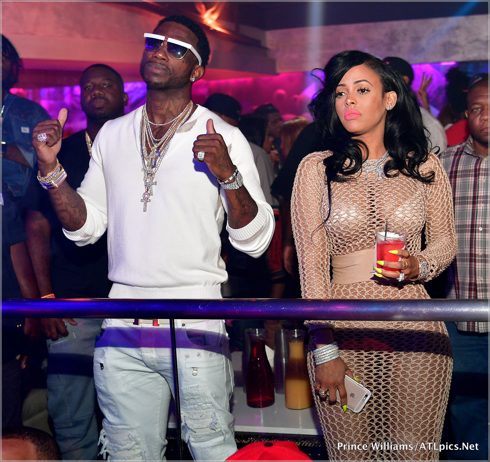 201ff144474 PICS  Gucci Mane Album Release Party at Club Prive