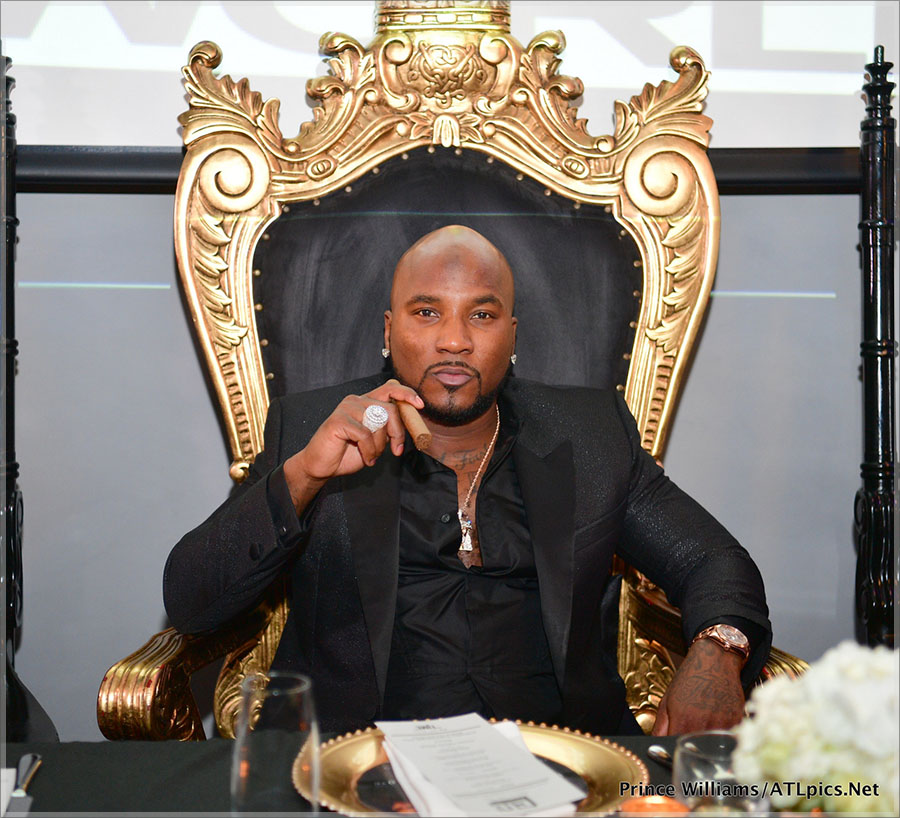 Jeezy Private Dinner