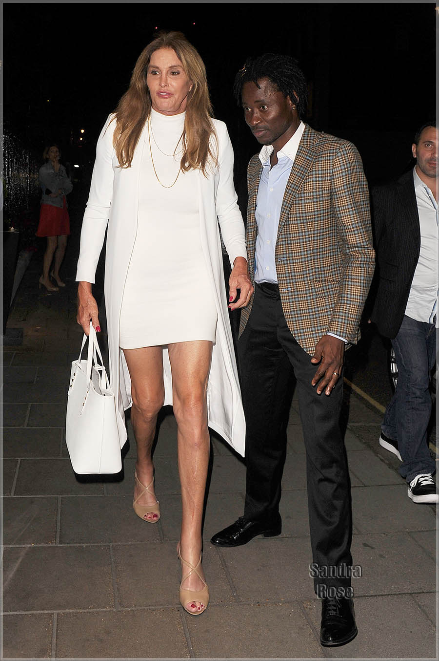 Bruce Caitlyn Jenner in London