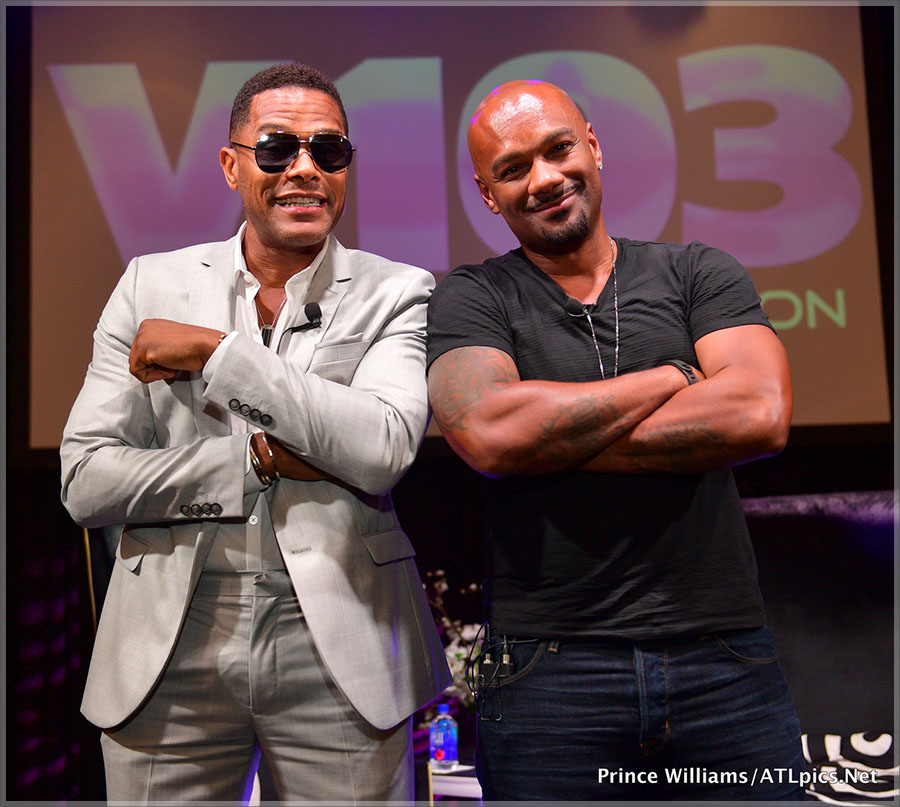 V-103 Conversation With Maxwell