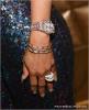 Keyshia Ka'oir diamonds detail