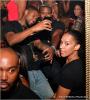 Usher and Grace Raymond at Medusa Lounge