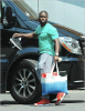 Newly married actor Kevin Hart pampers himself for four hours at Tina K Skin Studio
