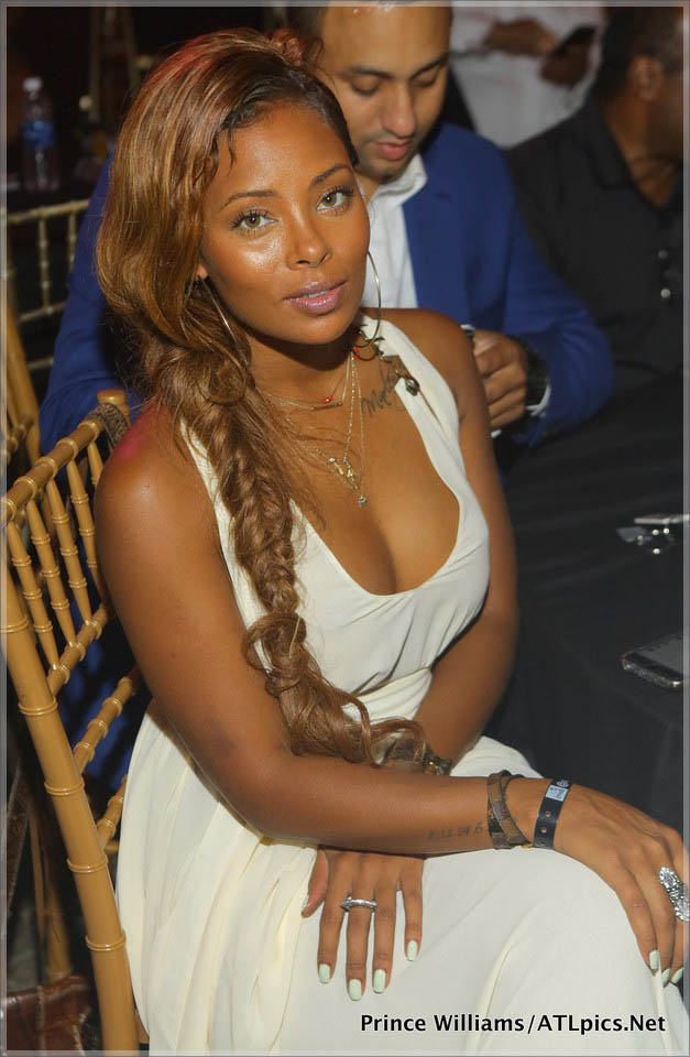 Eva Pigford at ATL Live On the Park's 4th annual Hip Hop Pro Awards