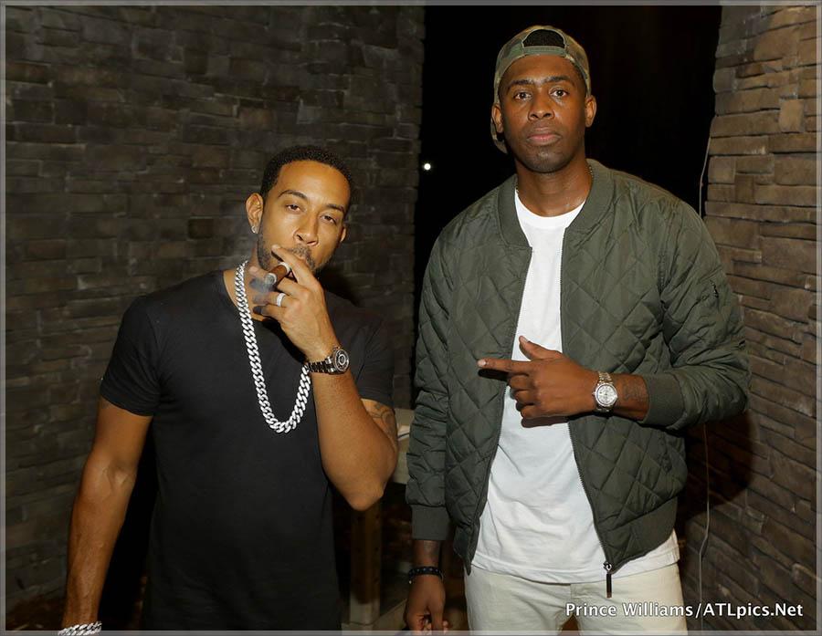 Ludacris and Silkk the Shocker