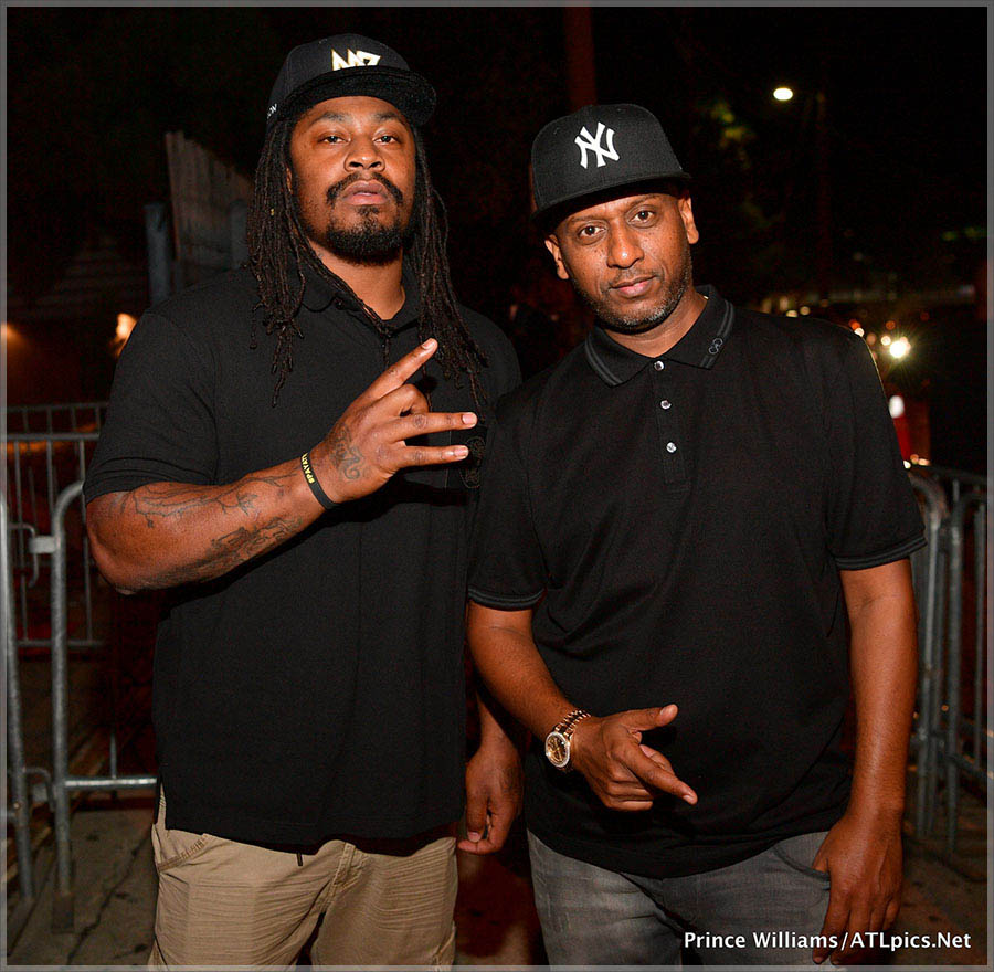Marshawn Lynch and AG Entertainment