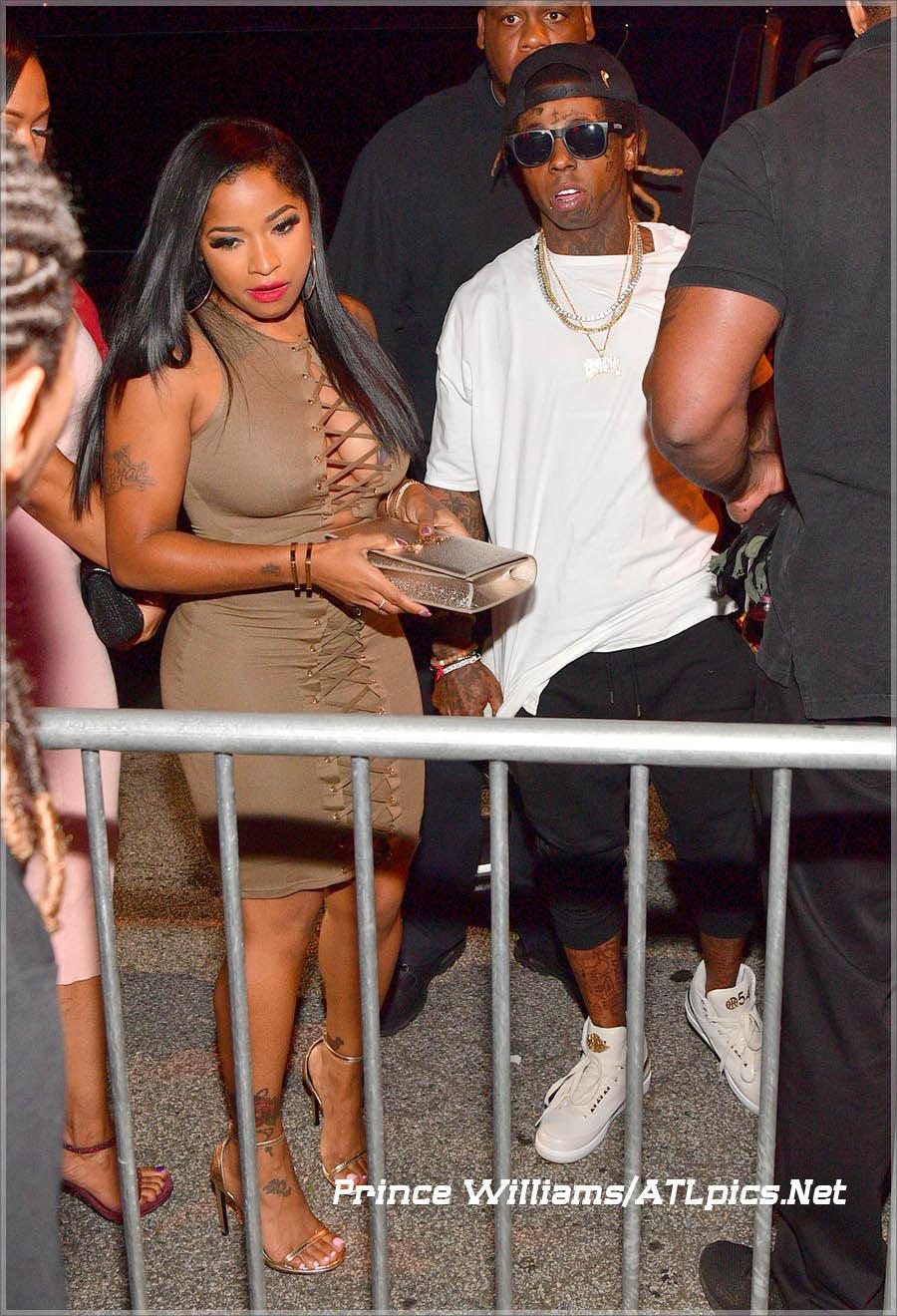 Toya Wright, Lil Wayne