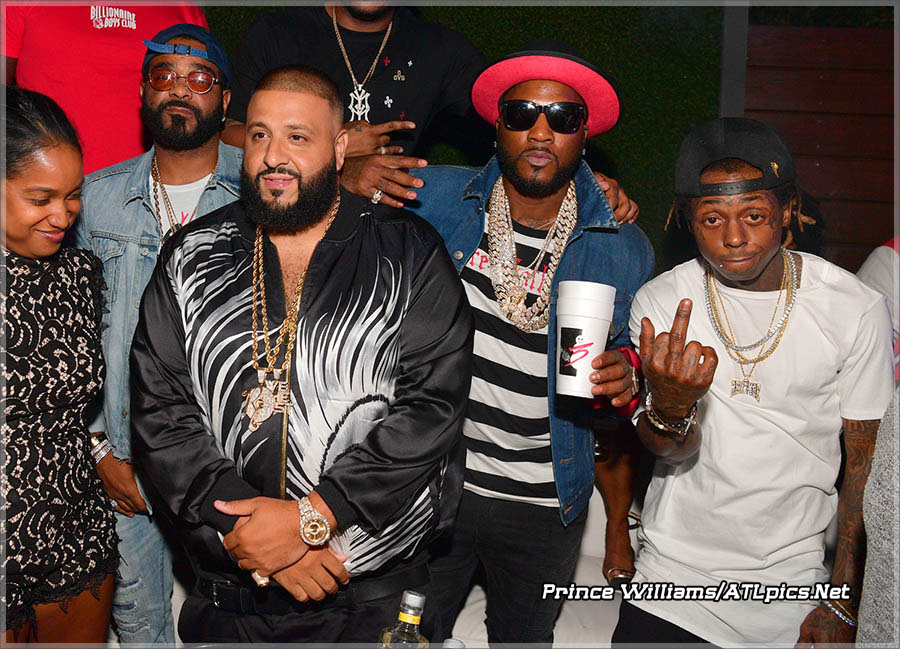 BET Hip Hop Awards After Party at Compound