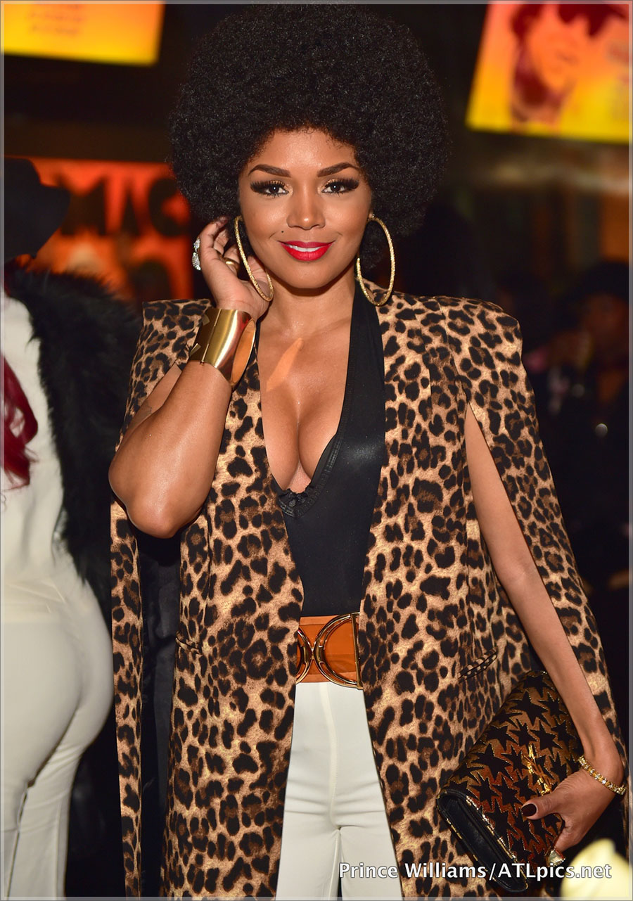Pics Stars Attend Toya Wright S Player S Ball Birthday Party