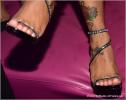 Toya shoe detail