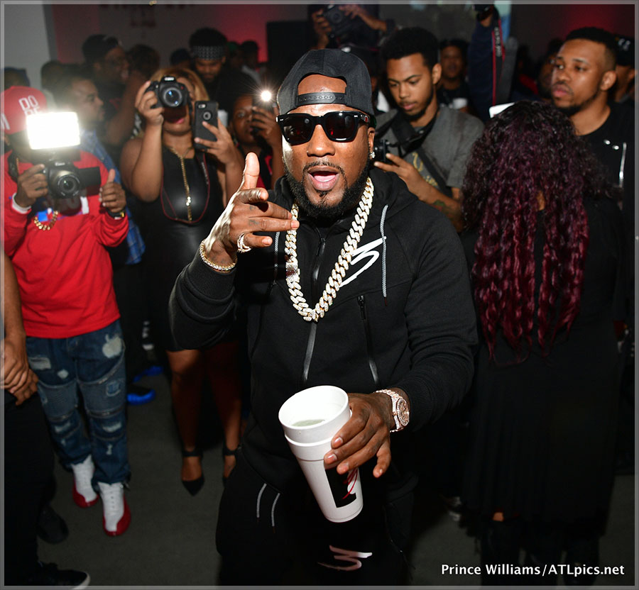 Jeezy Trap Or Die 3 Listening Party