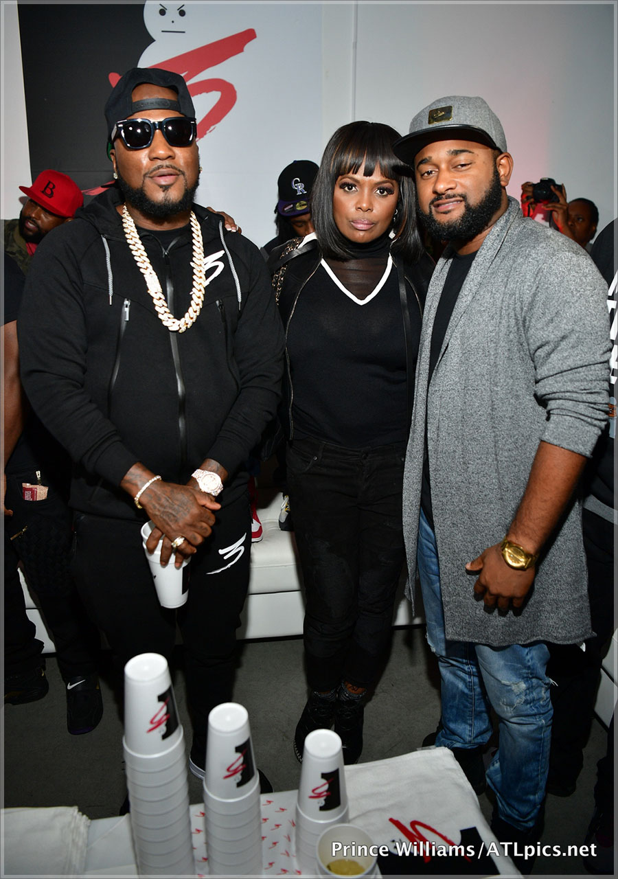 Jeezy, Catherine Brewton, Byron Wright