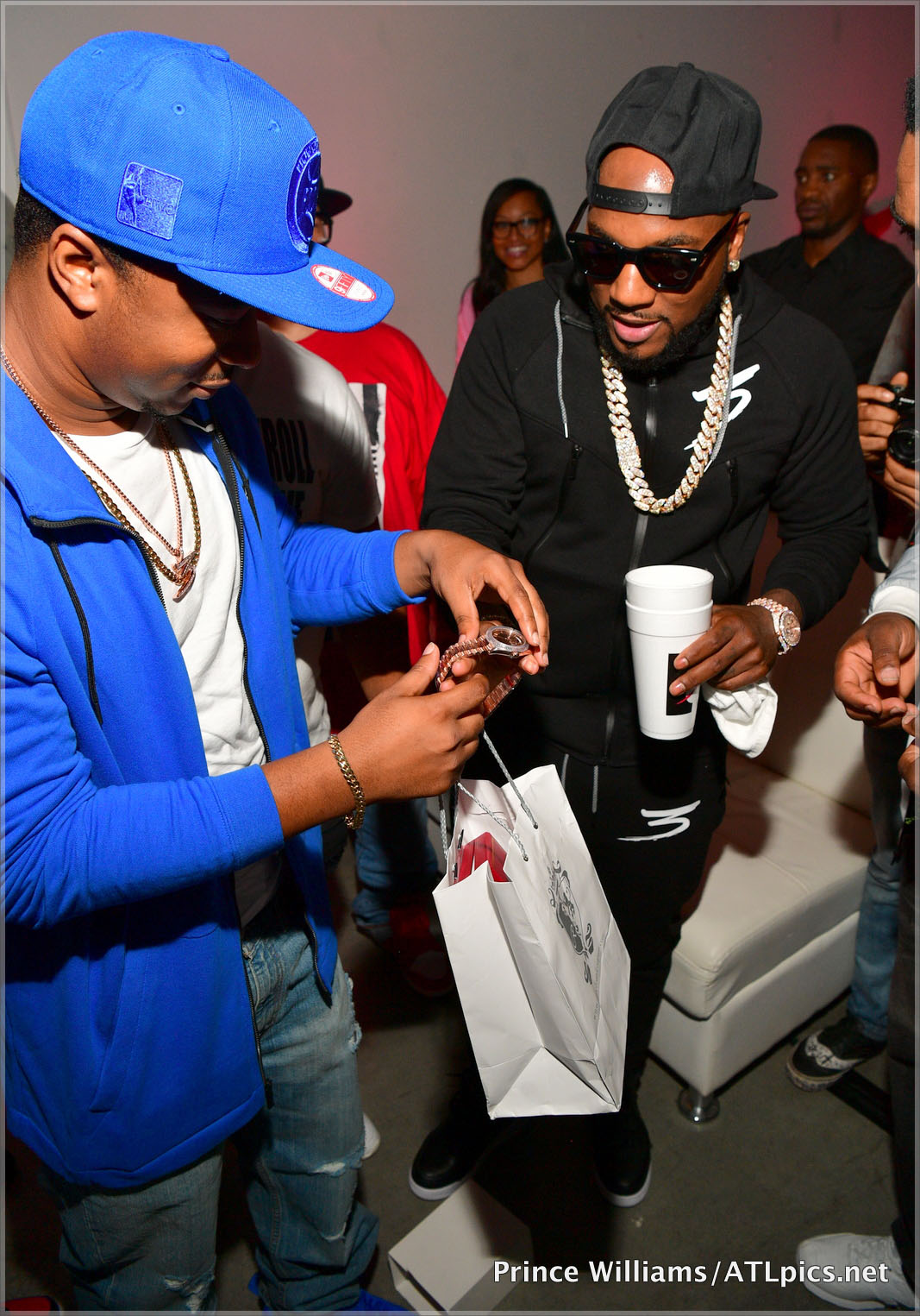 Jeezy gifted his artist with a new Rolex