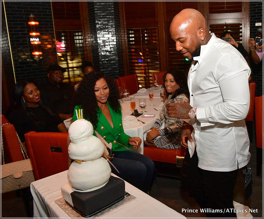 Jeezy 39th Birthday Dinner