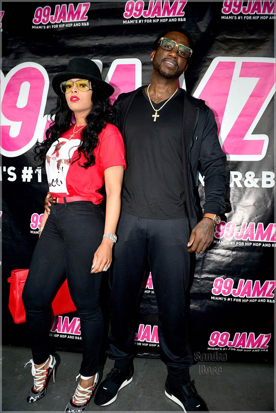Gucci Mane, Keyshia Ka'oir
