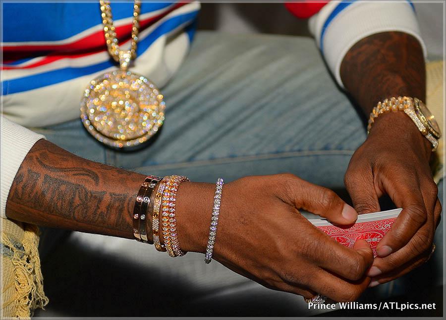 Fabolous jewelry detail
