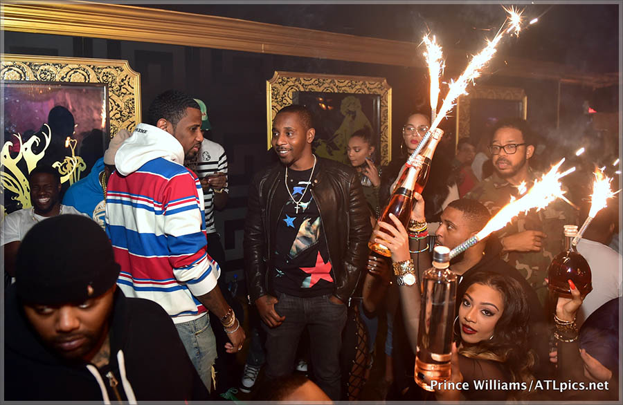 Fabolous, Mr. Ruggs at Medusa Lounge