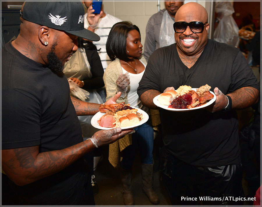 Young Jeezy, Cee Lo Green