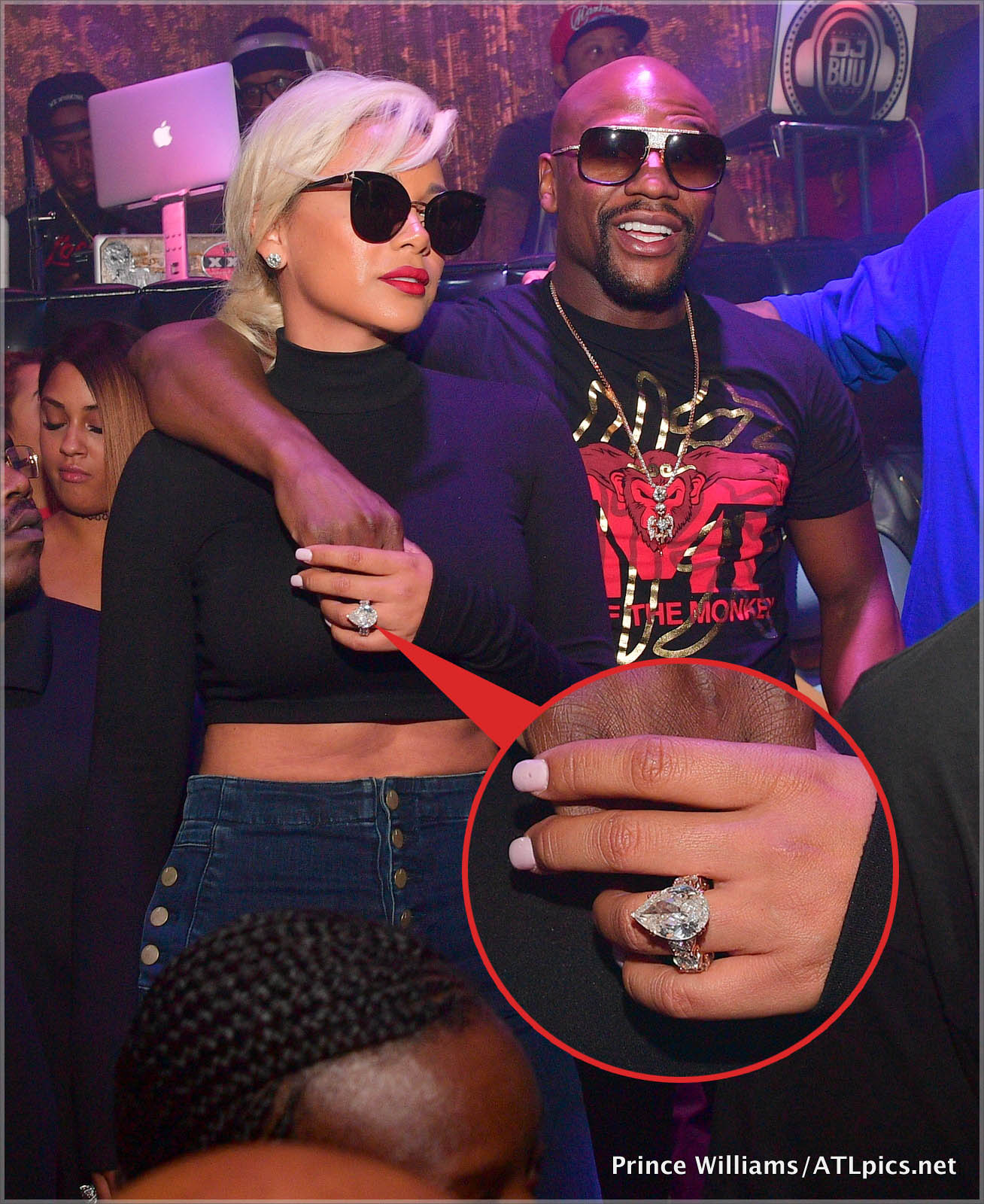 Floyd Mayweather and date
