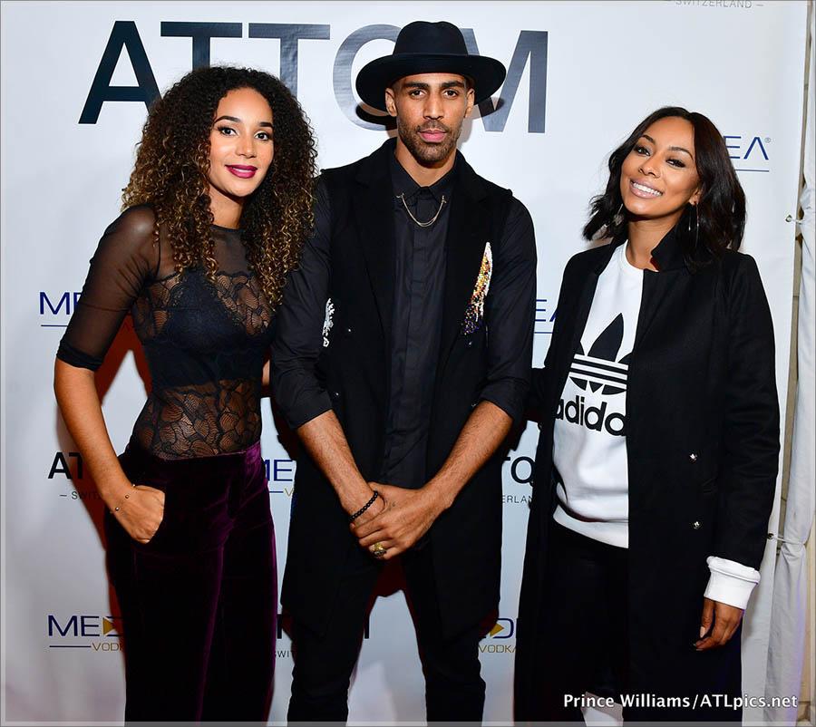 Bertile & Thabo Sefalosha, Keri Hilson