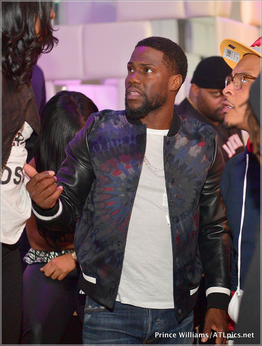 Kevin Hart wearing Valentino