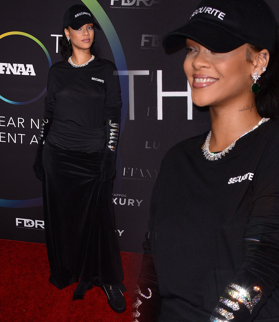 Rihanna at FNA Awards