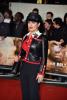 Selma Hayek at I am Bolt World Premiere