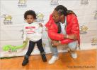 Zahir Wilburn and his dad Future Hendrix