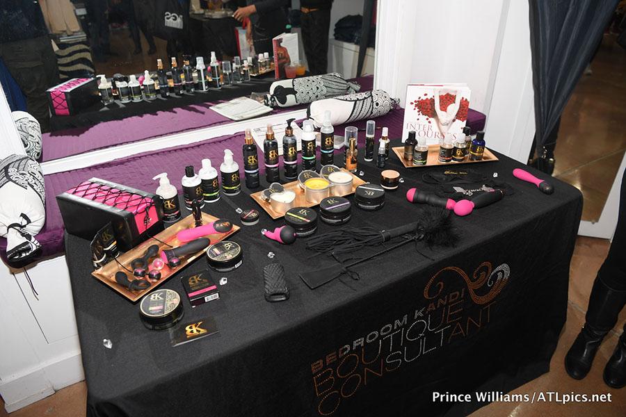 PICS: Kandi Burruss Sip 'N Shop At TAGS Boutique In Atlanta