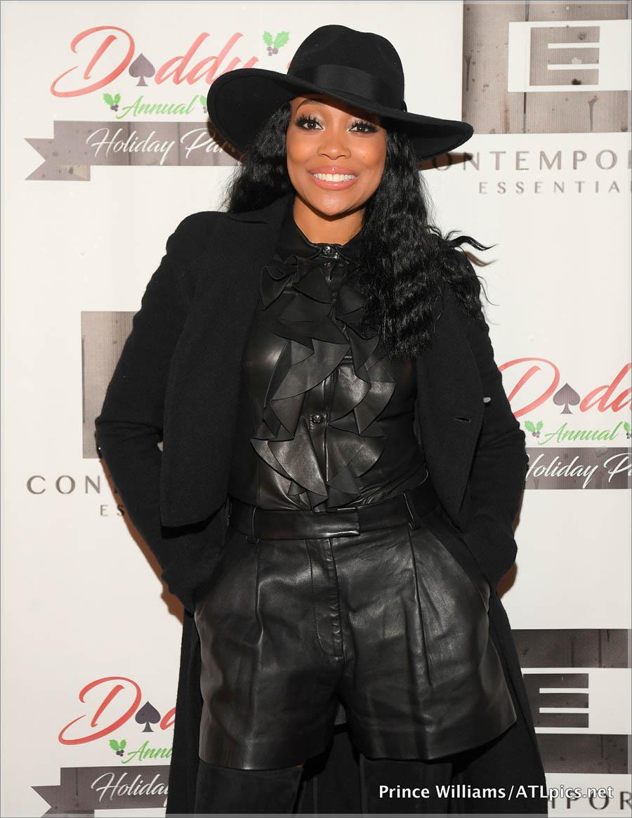 Monica Hosts Contemporary Essentials Holiday Party