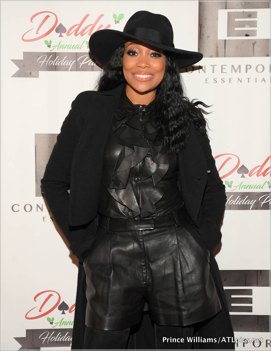 Monica Hosts Contemporary Essentials Holiday Party