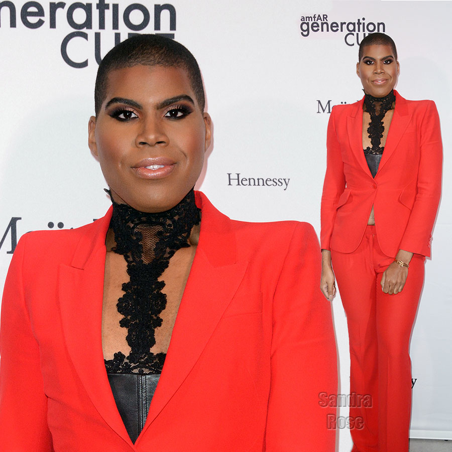 EJ Johnson in NYC