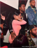 Nicki Minaj & Meek Mill at Gold Room