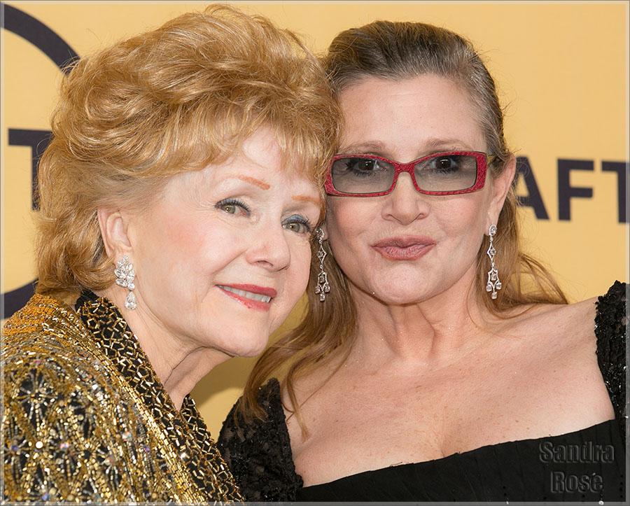RIP Debbie Reynolds, RIP Carrie Fisher